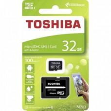 Cartão Micro SD 32Gb Class 10 Toshiba