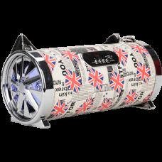 Coluna portátil Z8Box Bazooka Bluetooth 20W UK