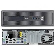 Computador HP 600 G1 SFF G3220 4Gb 500Gb (Grade A+)