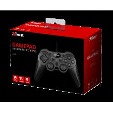 Gamepad Trust ZIVA USB - PC / PS3