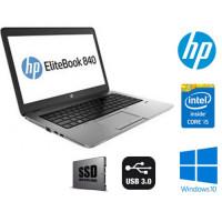 Portátil HP Elitebook 840 G2 i5-5200U 8GB SSD256GB (Grade A+)