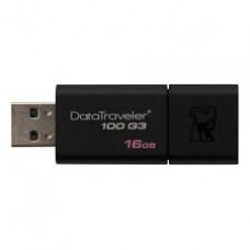 Pendrive Kingston 16GB 100 G3 USB 3.0