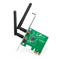 Placa de Rede TP-Link 300MBPS Wireless N PCI Express (TL-WN881ND)