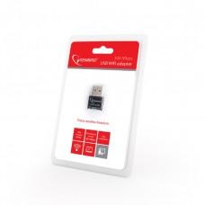 Placa de rede 300Mbps Mini USB WiFi Gembird