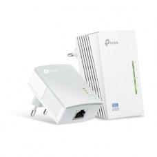 Powerline TP-LINK 300Mbps Wireless ExtenderKIT (TL-WPA4220KIT)