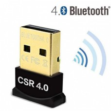 Adaptador Bluetooth v4.0 Gembird Nano USB 2.0