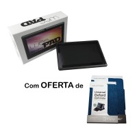 """Tablet 2HIX Weepad 7"""" Quad-Core 1GB / 8GB c/ Oferta Capa"""