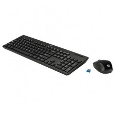 Teclado e Rato HP Wireless Keyboard and Mouse 200 PT