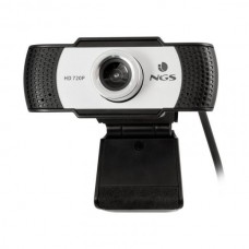 Webcam NGS Xpresscam 720 HD com Microfone