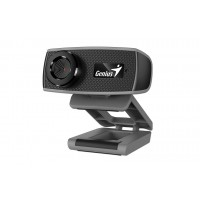 Webcam Genius FaceCam 1000X V2 720px HD com Microfone