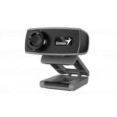 Webcam Genius FaceCam 1000X V2 720px HD com Microfone